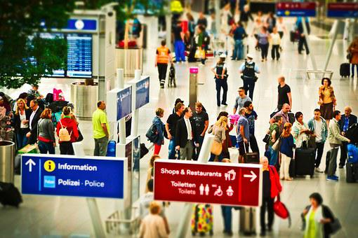 Airport, Tourism, Flying, Air Traffic, Travel