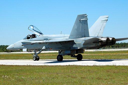 Jet Aircraft, Airshow, Aviation, Plane, Jet, Military