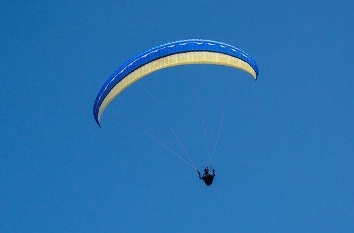 Deltoplan, Blue Sky, Moldova, Old Orhei, Sports, Raut