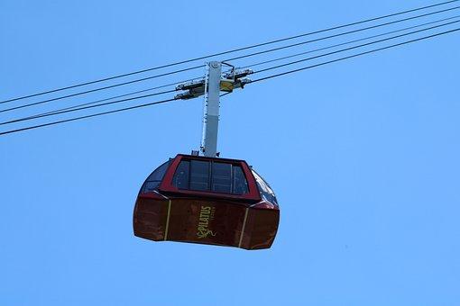 Mont Pilatus, Switerzland, Cable Car