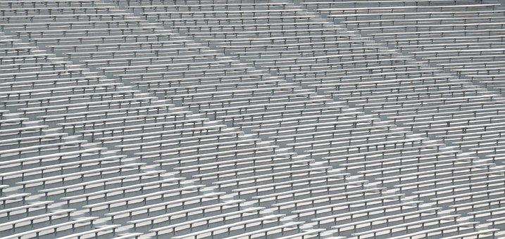 Stadium Seats, Sports, Recreational, Stadium, Event