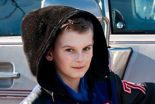Naughty, Boy, Hat, Child, Sweet, Faces, Face, Watch