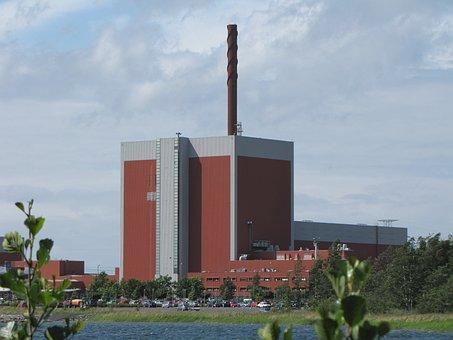 Nuclear Power Plant, Finland, Energy, Nuclear Power