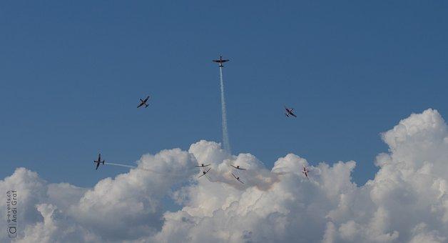 Flugshow, Pilatus, Pc-7 Team