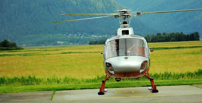 Helicopter, Air, Transport, Fly, Aviation, Pilot