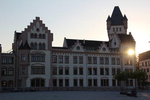 Dortmund, Authority, Hörder Castle, Castle, Old
