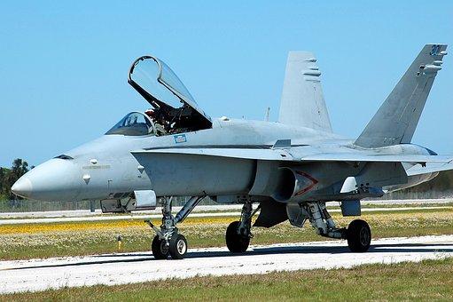 Jet Aircraft, Military, Aircraft, Air Show, Jet