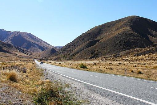 Self-drive, Autumn, Scenic, Beautiful, Lake