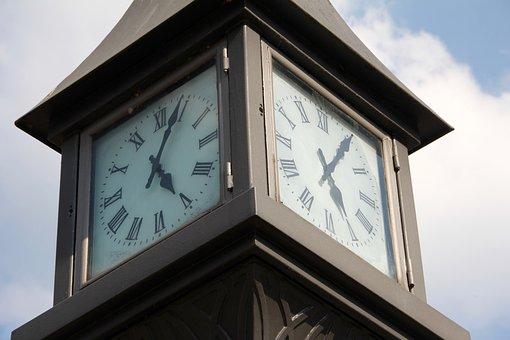 Clock, Authority, Slim Mathilde, Marketplace, Analog