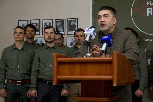 Yuri Rosca, Ppcd, Moldova, Election