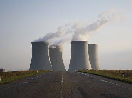 Nuclear Power Plant, Nuclear Reactor, Nuclear
