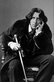 Oscar Wilde, 1882, Portrait, Irish Writer, Novelist