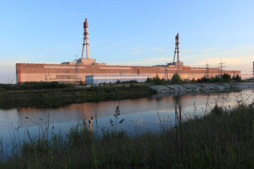 Lithuania, Ignalina, Nuclear, Power, Plant, Station