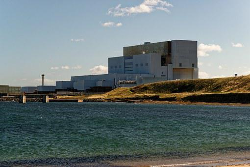Torness Power Station, Nuclear Power, Power, Building