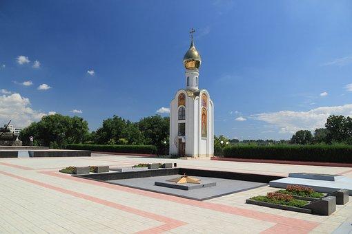 Moldova, Transnistria, Tiraspol, Tower