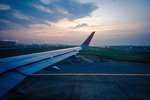 Plane, Sky, Flight, Airplane, Travel, Trip, Air, Jet