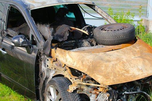 Vehicle, Dare, Unfallwagen, Damage, Total Damage