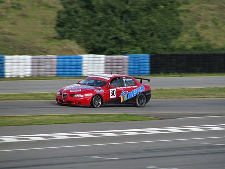 Racing Car, Sports, Automobiles, Driving, Vehicles
