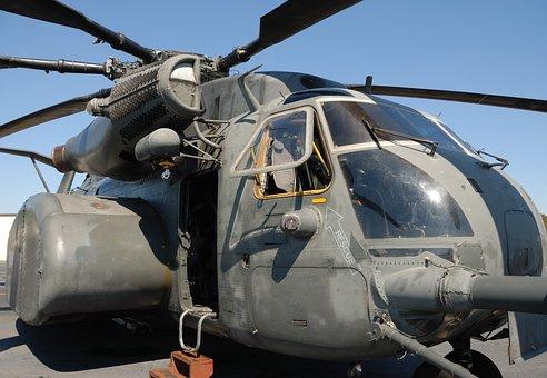 Helicopter, Military, Air Show, Closeup, Army, Air, War