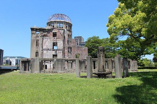 Hiroshima, War, Nuclear, Bomb, Atomica, Japan