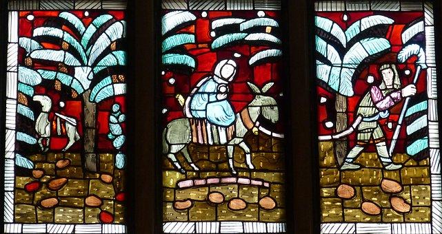 Image, Church, Church Window, Historically, Believe
