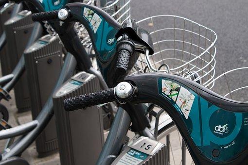 Bike, Bike Sharing, City, Bicycle, Cycle, Ride, Ecology
