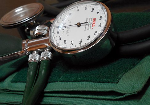 Blood Pressure Monitor, Medical, Blood Pressure, Health