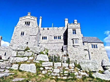 Castle, Fortress, Cornwall, St Michael's Mount