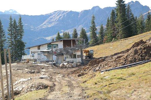 Construction Work, Renovation Work