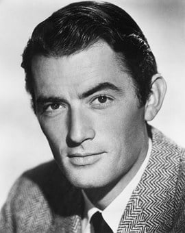 Gregory Peck, Start, Actor, Celebrity, Famous, Known