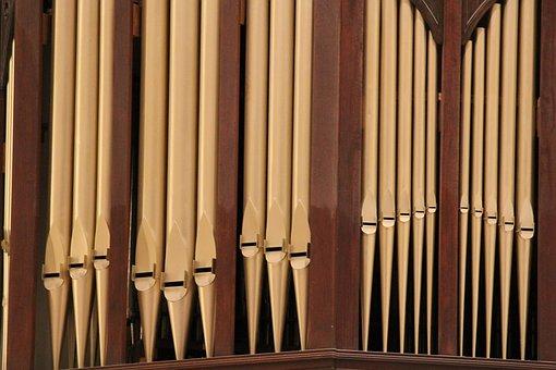 Church, God, Gospel, Musical Instrument, Melody, Music