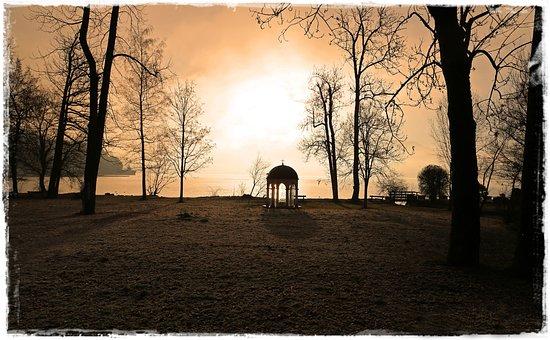 Sun, Sunrise, Morgenrot, Mood, Nature, Sky, Skies