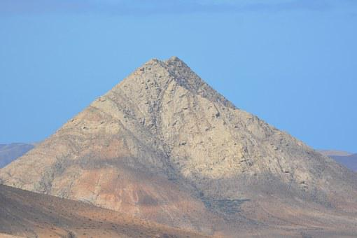 Tindaya, Mountain, Fuerteventura, Sacred Mountain