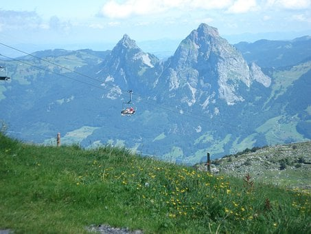 Schwyz, Fronalpstock, Myths, Small Myths, Great Myths