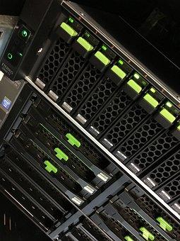 Server, Computer, Technology, Network, Calculator