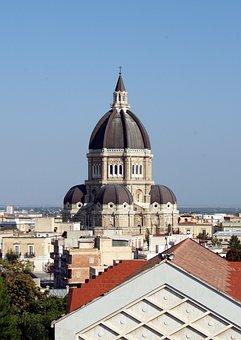 Cerignola, Country, City, Puglia, Town, Landscape