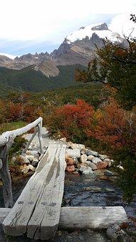 Wooden Legs, Icecap, The Creek, Connection, Solitude