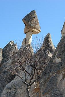 Cappadocia, Erosion, Turkey, Geology, Anatolia, Travel