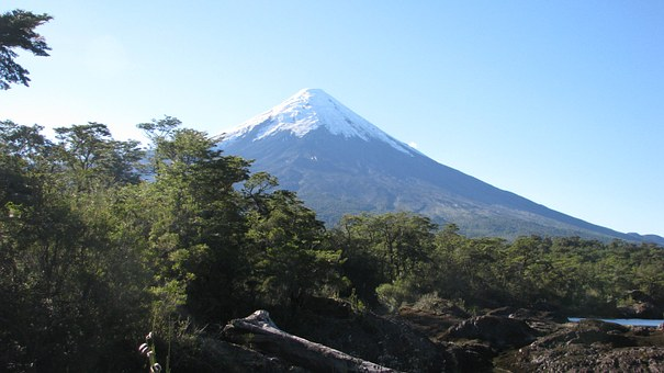 Volcano Llanquihue, Chile, Nature