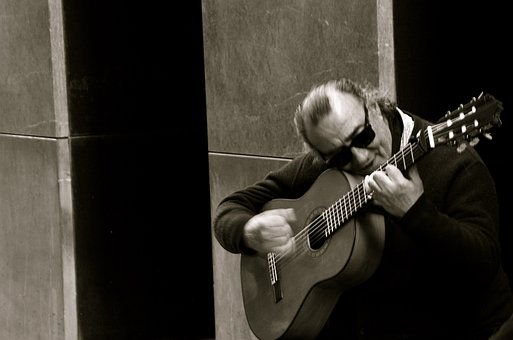Flamenco, Guitar, Spanish Guitar, Acoustic, Spanish