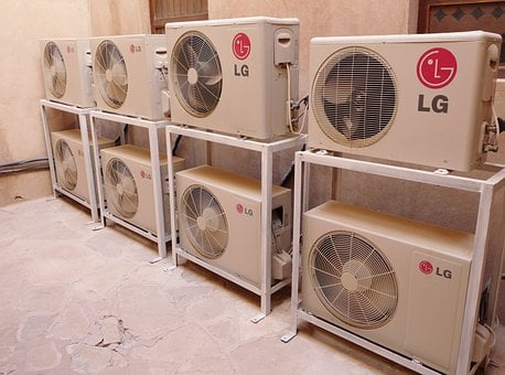 Air Conditioning, Ventilation, Fan, Technology, Air
