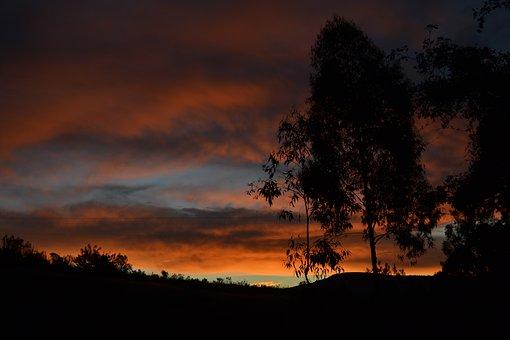 Eventide, Minas, Sunset, Brazil, Andrelândia