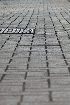 Tiles, Street, Architecture, Pavers, Stones, Road