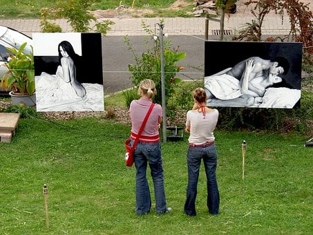 Art Critic, Art, Observer, Beauties