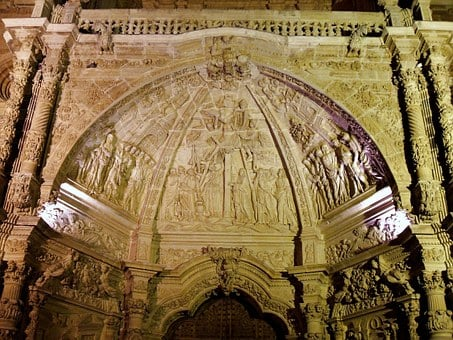 Astorga, Cathedral, Church, Santa Maria, Leon, Spain