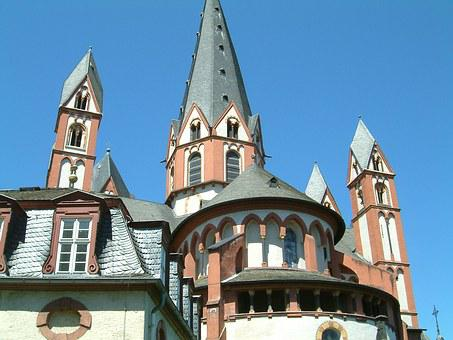 Limburg, Church, Dom, Architecture, Germany