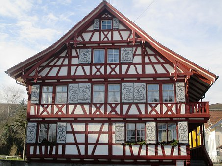 Architecture, Fachwerkhaus, Tourist Attraction