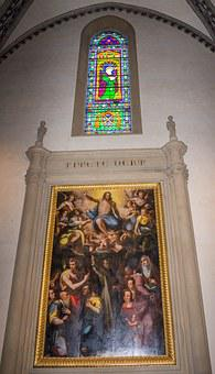 Italy, Florence, Santa Maria Novella, Europe