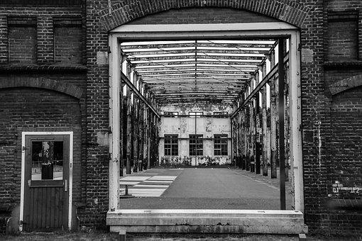 Expired, Hengelo, Overijssel, Old Factory