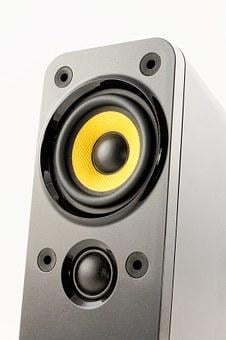 Multimedia, Speakers, Pc Speakers, Music, Hifi, Sound